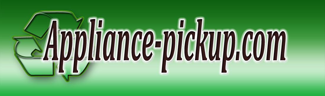 Appliance Pickup